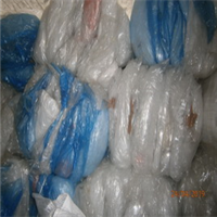 Post Industrial Clear PE/PA Film Scrap 70 MT for Sale