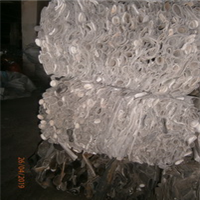 Supplying 10 MT Post Consumer PP Tubes Scrap