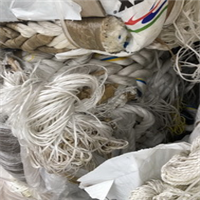 Monthly 48 Tons PP/PET Rope Scrap Post Industrial for Sale