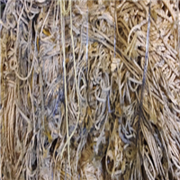 Offering Nylon Rope Scrap mixed with PET Rope Scrap @ 400 USD