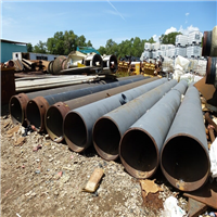 Offering Pipes Scrap on Monthly Basis