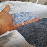 100 MT Hot Washed PET Bottle Flakes for Sale