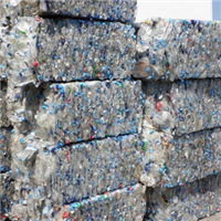 100000 Tons PET Bottle Scrap in Bales for Sale