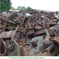 3500 MT HMS Scrap for Sale from Israel
