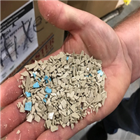 RR3027E 400000 lbs Mix Color PETG Regrind Available for Sale