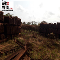 Offering 18000 Tons R50 and R65 Used Rail Wheel Scrap