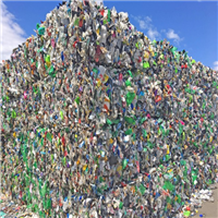 Offering 200 Tons Mixed PET Bottles Scrap Post Consumer 80/20 Quality!