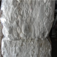 Supplying 80 Tons PA 6.6 White Yarn Scrap @ 350$