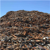 Offering Shredded Steel Scrap