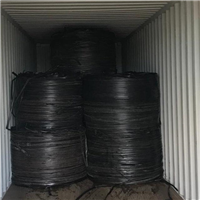 Exporting PE Drip Tapes Scrap in Rolls