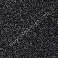 Recycled Polypropylene Copolymer Black Granule 300 Tons for Sale in Big Bags