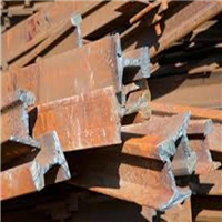 Offering 500 Tons of Used Rail Scrap @ 2400 USD