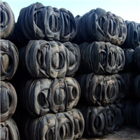 1000 Tons Used Tyre Scrap/ Used Butyl Inner Tube Scrap in Bales @ 400 USD for Sale
