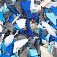 200 Tons Mixed Color HDPE Regrind Injection Grade for Sale @ 550 USD