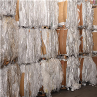 Offering 80 Tons Post Industrial Grade A LDPE Film Scrap in Bales @ 372$