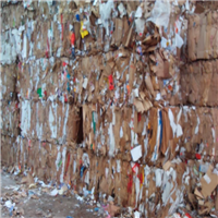 Large Volume OCC Scrap for Sale in Bales