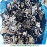 Exporting Weekly 25 MT Starter Motor Scrap and Alternator Scrap