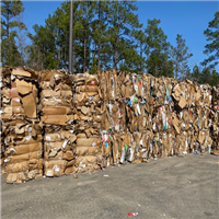 Regular Weekly Offer RR4023A 240000 lbs OCC Scrap in Bales