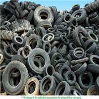 Selling 500 MT Green Tyre Scrap Regularly