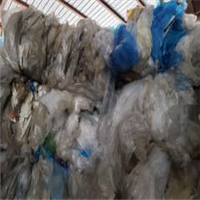 Supplying 40000 Lbs RR4029A Clear LDPE Film Scrap in Bales