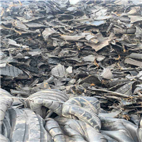 1000 Tons/Month Shredded Tyre Scrap on Supply