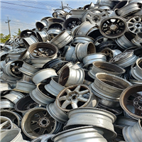 90 MT Aluminum Wheel Scrap on Sale per Month
