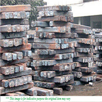 600 Tons Ingot Scrap Metal Available for Sale