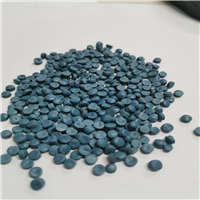 Offering 10 Tons Light Blue HDPE Pellets per Month
