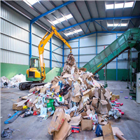 250 Tons Cardboard Scrap Available for Sale
