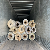 Monthly Supply: RR4066A 120,000 lbs Clear PET Film Scrap Rolls