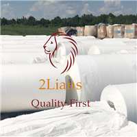 Blowing Grade HDPE Film Rolls Natural Color Industrial Waste Available for Sale