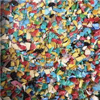 Mixed Color HDPE Regrind 200 MT for Sale