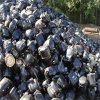 Compressor Scrap Available for Sale
