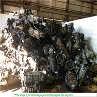 Scrap Engine and Gear Boxes for Sale