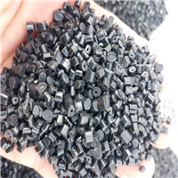 Monthly Supply: 1 Load ABS Reprocessed Black Pellets
