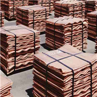 20 MT Copper Cathodes for Sale