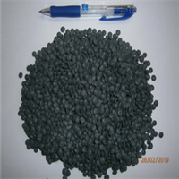 Offering Black PE Repro Pellets 100 Tons Monthly