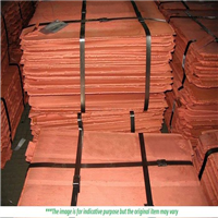 Gold Copper Cathodes for Sale