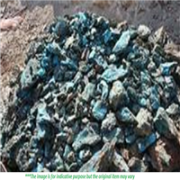 Supplying Copper Ore