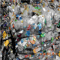 Monthly supply: 200 Tons Post Consumer PET Bottles in Bales