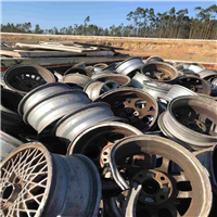 120 MT Aluminium RIMS Scrap for Sale