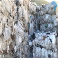 Offering RR3511B 120000 Lbs Clear and Colored LDPE Film Scrap in Bales