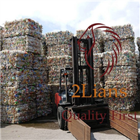 Offering 200 Tons Mixed Color PET Bottle Scrap in Bales