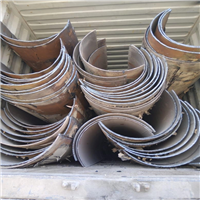 HALF MOON PIPES HMS 1 Scrap - ROLLING MATERIAL for Sale!