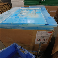 Colored and Crystal PMMA Extrusion Sheet Scrap 25 Tons for Sale