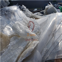 PMMA Lumps and PMMA Sheets Scrap 24 Tons for Sale @ 670 US $