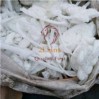 Natural Color HDPE Lumps 200 Tons for Sale