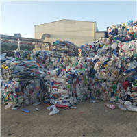Exporting HDPE Baled Bottle Scrap 15 Tons