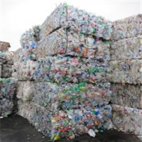 Offer RR3166D 120,000 lbs PET Grade A Soda bottles in bales available at $.17