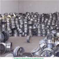 Troma Aluminium Wheel RIMS Scrap 58 Tons for Sale